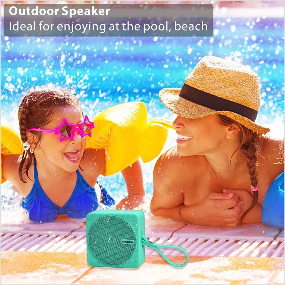 boxa bluetooth waterproof avantree sp950 piscina, mare